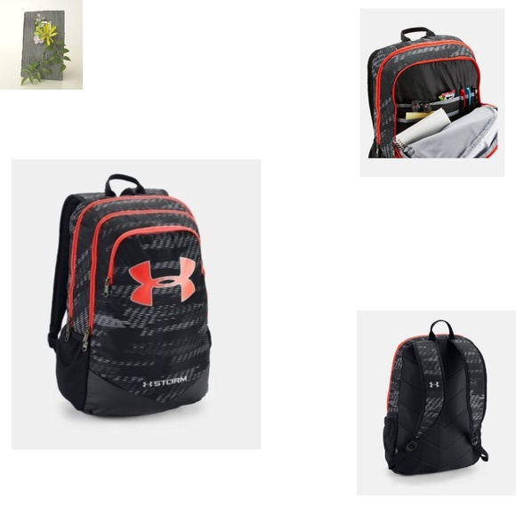 1b0459a311 NEW Under Armour Storm Scrimmage Backpack - boys